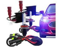 Kit Xenon Slim H4-2 8000K