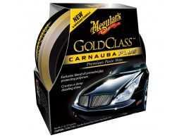Cera Meguiars Gold Class Carnauba PLUS Premium Wax 311g