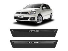Soleira Premium Volkswagen Voyage Elegance 2 (Quatro Portas)