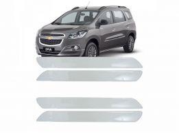 Protetor de Parachoque para Chevrolet Spin 2012/2015 Transparente sem Escrita