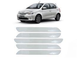 Protetor de Parachoque Etios Toyota Transparente