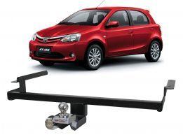 Engate Reboque Toyota Etios 2013/2015 Enforth Fixo 500Kg